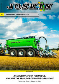 Slurry spreader range