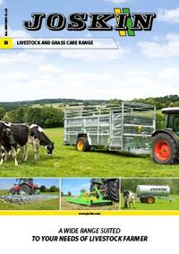 Livestock and grass care range