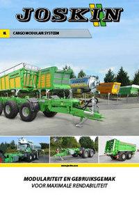 Cargo modulair systeem