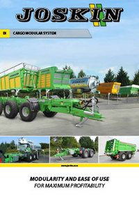 Cargo modular system