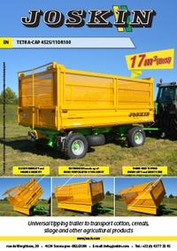Tetra-CAP Cotton-Silage extensions