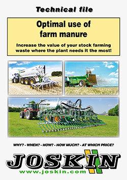 Optimal use of farm manure