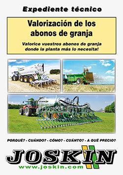 Valorizacion de los abonos de granja