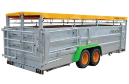 Livestock Trailers BETIMAX RDS