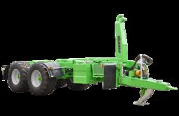 Elevador de contenedores CARGO-LIFT CLX
