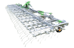 Aérateurs de prairies haut-de-gamme SCARIFLEX R6S6